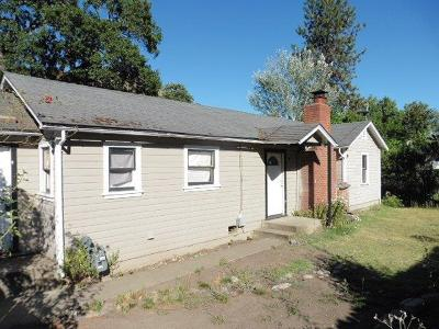 Gold Hill Single Family Home For Sale: 5204 Rogue River Highway