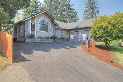 Grants Pass Single Family Home For Sale: 3630 Williams Highway