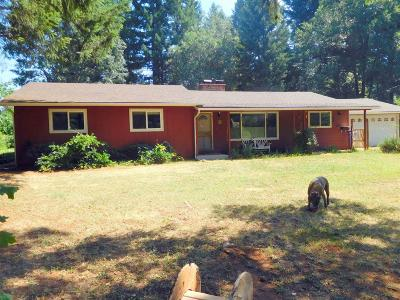 Josephine County Single Family Home For Sale: 300 Fir Drive