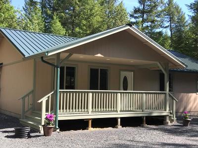 Jackson County, Josephine County Single Family Home For Sale: 7214 Rockydale Road