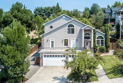 Single Family Home For Sale: 3923 Bridgeport Drive