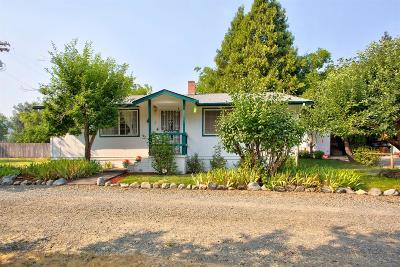 Wolf Creek Single Family Home For Sale: 100 Placer Road