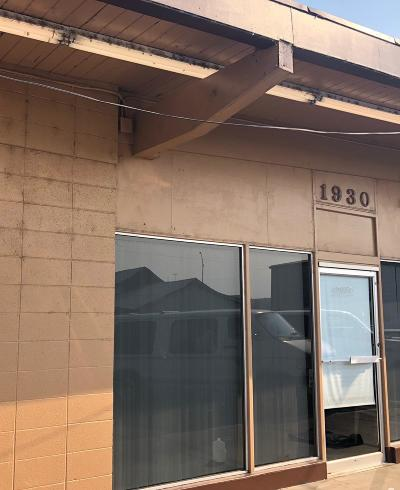 Jackson County, Josephine County Commercial Lease For Lease: 1928 Table Rock Road #1930