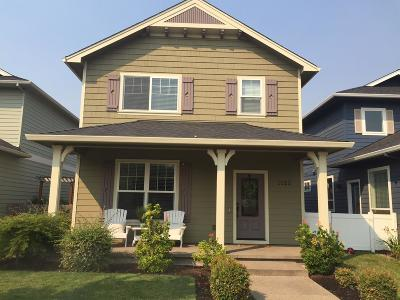 Central Point Single Family Home For Sale: 1123 N Haskell Street