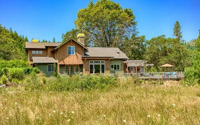 Single Family Home For Sale: 7159 Crowfoot Road