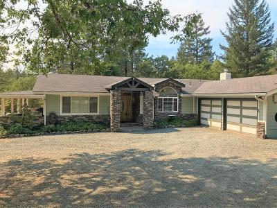Josephine County Single Family Home For Sale: 140 Timber Lane