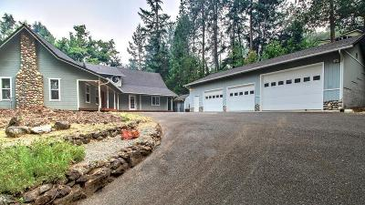 Central Point Single Family Home For Sale: 3541 Old Stage Road