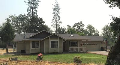 Josephine County Single Family Home For Sale: 1077 Barker Drive
