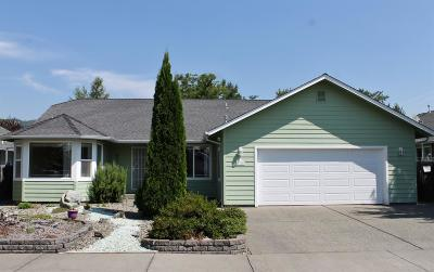 Grants Pass Single Family Home For Sale: 1910 SW J Street