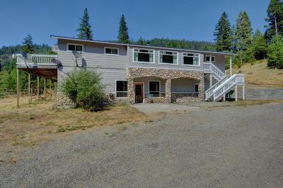Eagle Point Single Family Home For Sale: 14717 E Antelope Road