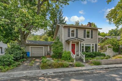 Ashland Single Family Home For Sale: 123 High Street
