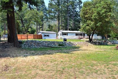Applegate Single Family Home For Sale: 14100 Upper Applegate Road
