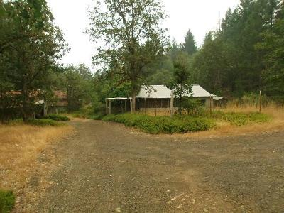 Selma, Wilderville Single Family Home For Sale: 2210 Draper Valley Road