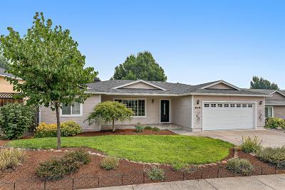 Jackson County, Josephine County Single Family Home For Sale: 939 Ridgeview Drive