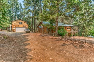 Jackson County, Josephine County Single Family Home For Sale: 7600 Highway 227