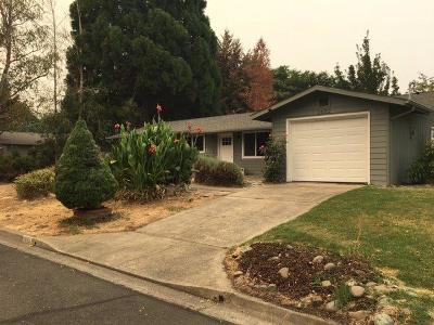 Grants Pass Single Family Home For Sale: 1602 SW Heather Drive