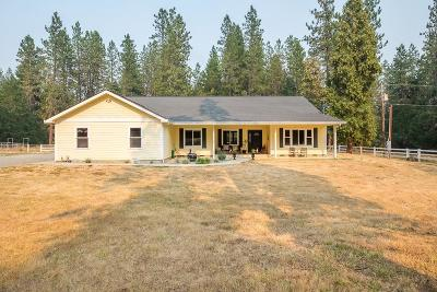 Williams Single Family Home For Sale: 2510 Cedar Flat Road
