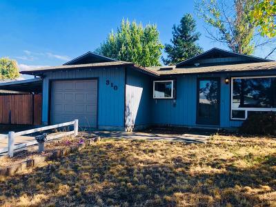 Jackson County, Josephine County Single Family Home For Sale: 310 Morningside Street