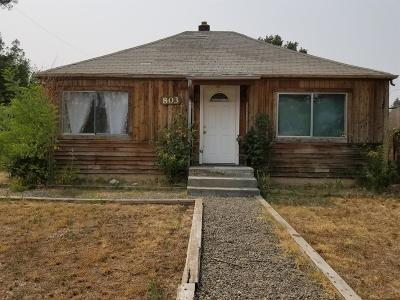 Medford OR Multi Family Home For Sale: $110,000