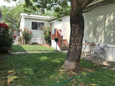 Medford Mobile Home For Sale: 2552 Thorn Oak Drive #53