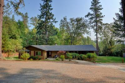 Josephine County Single Family Home For Sale: 5948 Riverbanks Rd Road