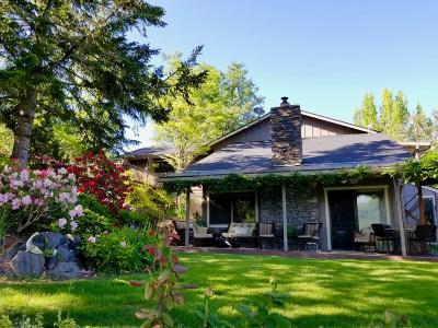 Merlin, Sunny Valley, Wimer, Rogue River, Wilderville, Grants Pass Farm For Sale: 218 Isabella Lane