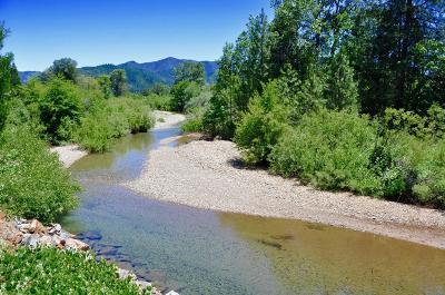 Selma, Wilderville Farm For Sale: 2500 Deer Creek Road