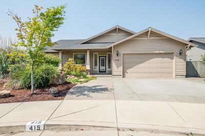 Phoenix Single Family Home For Sale: 415 Phoenix Hills Drive