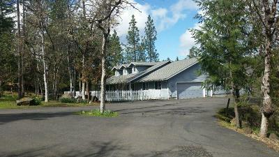 Jackson County, Josephine County Single Family Home For Sale: 1621 Madera Road