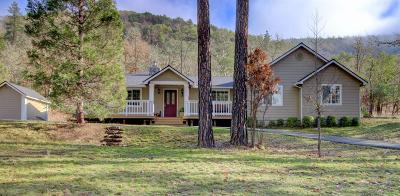 Rogue River Single Family Home For Sale: 3210 Wards Creek Road