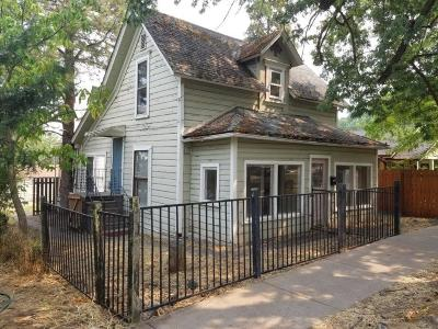 Ashland Single Family Home For Sale: 171 B Street