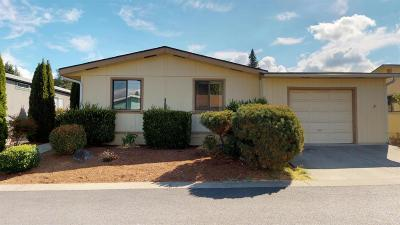 Grants Pass Single Family Home For Sale: 1856 Hazelwood Drive