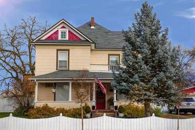 Central Point Single Family Home For Sale: 219 S 7th Street