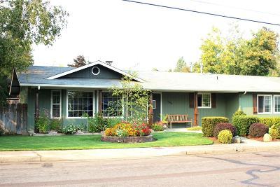 Grants Pass Single Family Home For Sale: 1540 SW Jordan Street