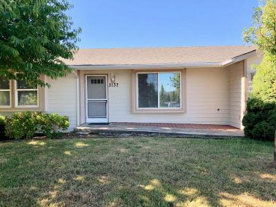 Grants Pass Single Family Home For Sale: 3137 Canal Avenue