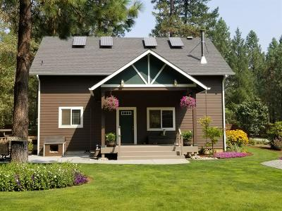 Grants Pass Single Family Home For Sale: 295 Peaceful Valley Lane