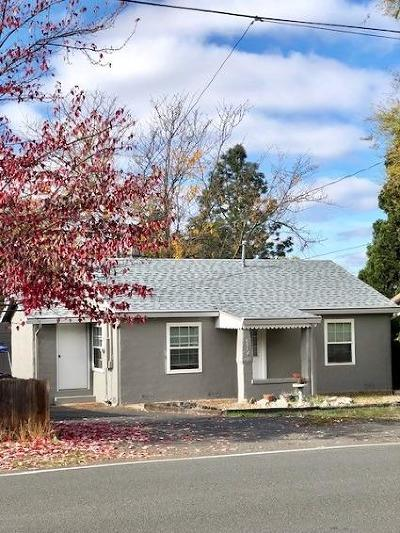 Medford OR Single Family Home For Sale: $204,000
