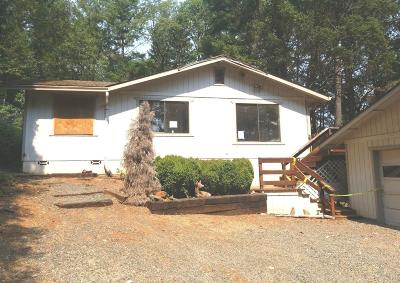 Josephine County Single Family Home For Sale: 721 Pickett Creek Road