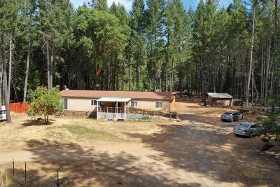 Wilderville, Wonder, Selma Single Family Home For Sale: 400 Mcmullen Creek Road