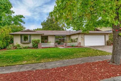 Medford Single Family Home For Sale: 3001 El Dorado Drive