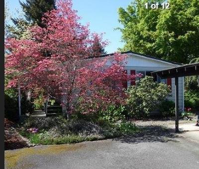 Grants Pass OR Mobile Home For Sale: $85,000