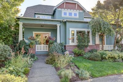 Jacksonville Single Family Home For Sale: 740 G Street