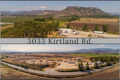 Jackson County, Josephine County Residential Lots & Land For Sale: 3033 Kirtland Road
