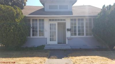 Medford Single Family Home For Sale: 727 W Jackson Street