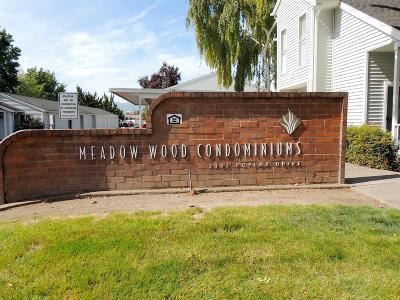 Medford Condo/Townhouse For Sale: 2101 Poplar Drive #68