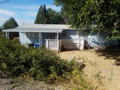 Grants Pass Single Family Home For Sale: 396 Grandview Lane