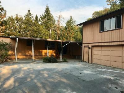 Grants Pass OR Single Family Home For Sale: $169,000