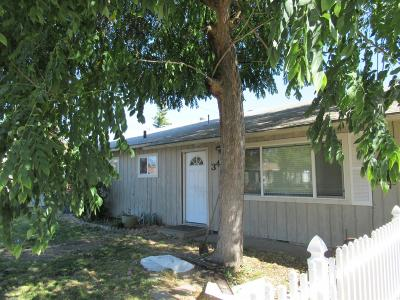 Central Point Single Family Home For Sale: 348 N 8th Street