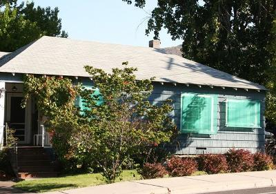 Talent Single Family Home For Sale: 412 Creel Road