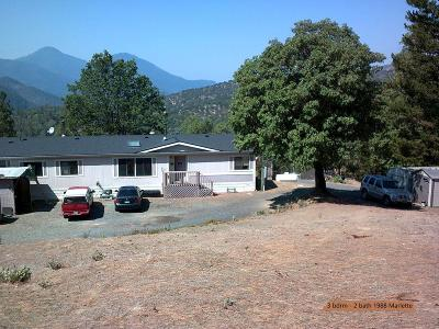 Jackson County, Josephine County Single Family Home For Sale: 9531 Sterling Creek Road